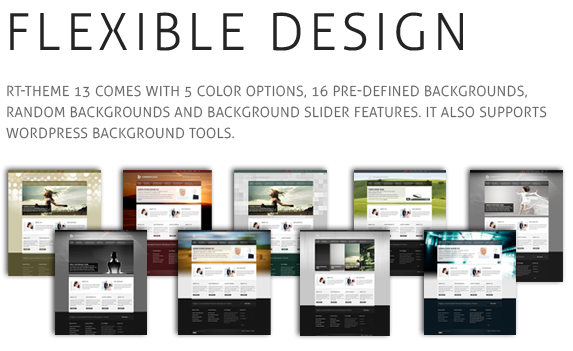 RT-Theme 13 Multi-Purpose WordPress Theme